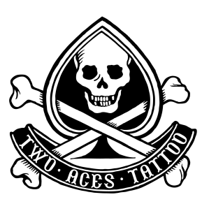 Two Aces Tattoo Strasbourg logo