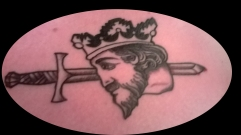 Seb -Two Aces Tattoo